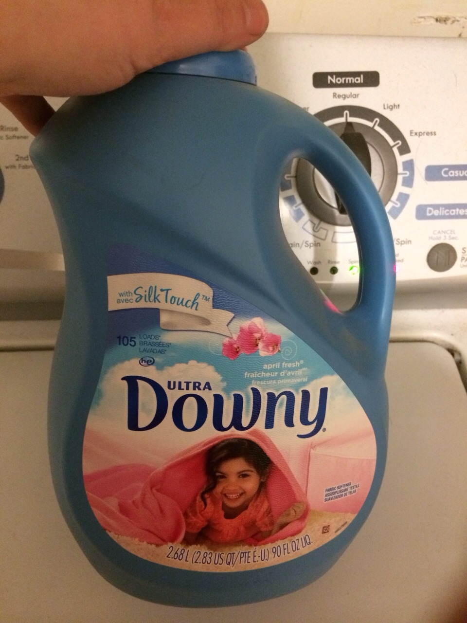 To Easily Remove Wallpaper Wipe With Downy And Wait A Few Minutes And 960x1280