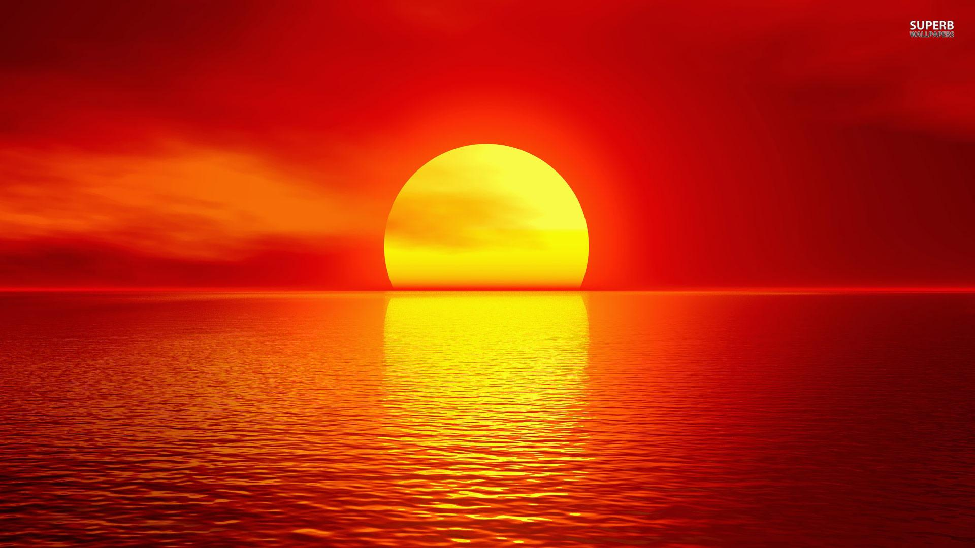 Beautiful Sunset wallpaper 1920x1080 53073 1920x1080