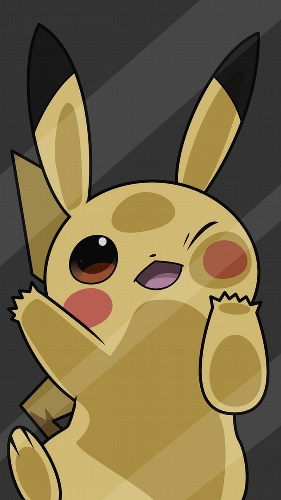 Free Download Pikachu Iphone 6 Plus Wallpaper 1080x1920 1080x1920