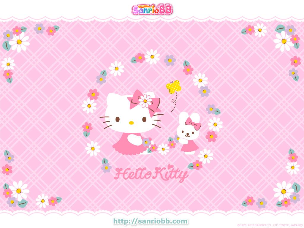 Hello Kitty Sanrio Wallpaper