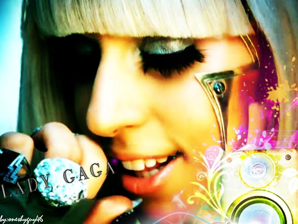 Lady Ga Ga Hot Wallpapers Singers 1024x768