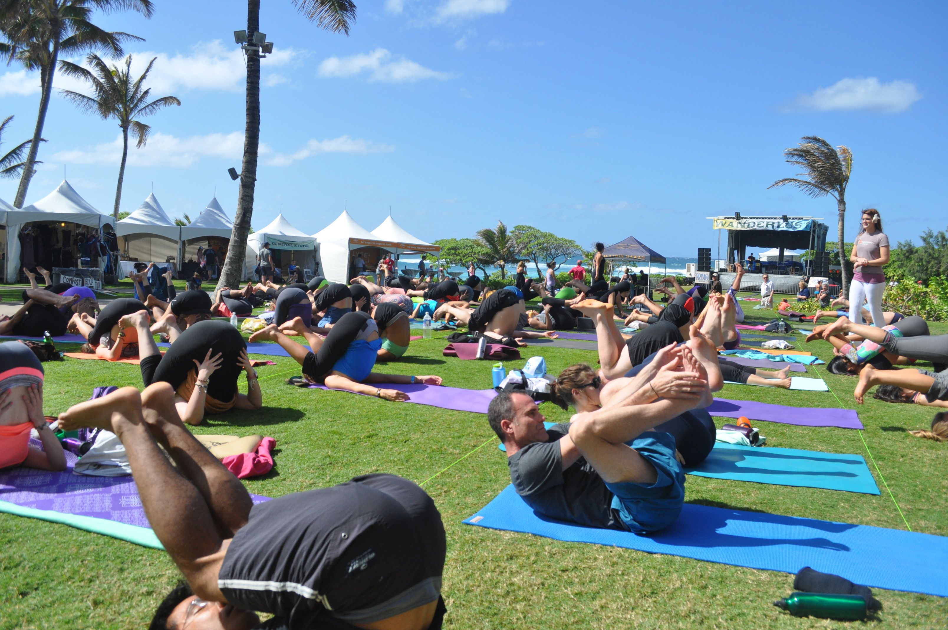 Hawaii Ahe Wanderlust Festival Day 2 Intense Yoga Sessions and 3216x2136
