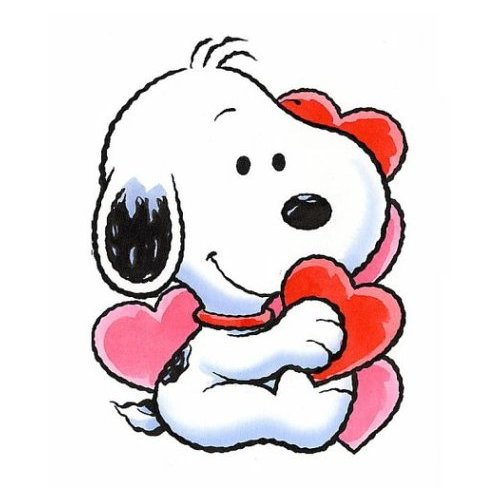 snoopy valentine wallpaper 2015   Grasscloth Wallpaper 500x500