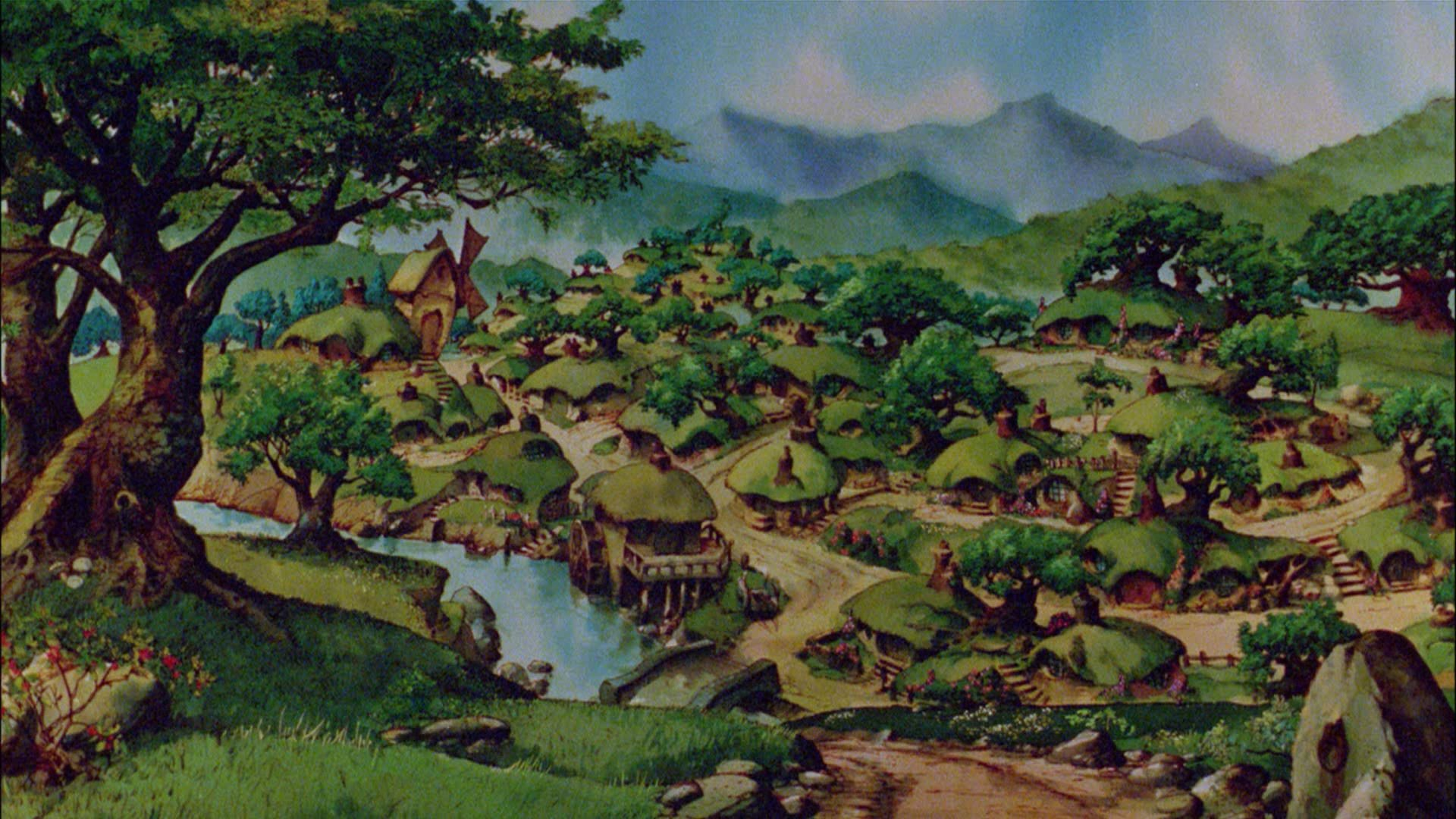 the shire 320x180 Rotospective The Lord of the Rings directed by 1920x1080