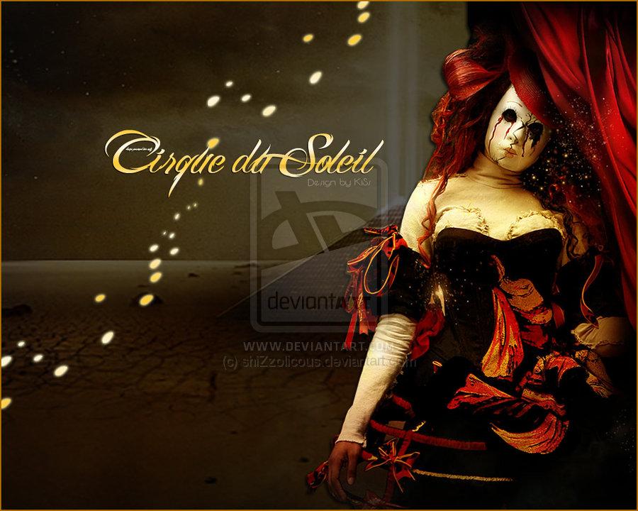 Cirque Du Soleil Wallpaper by shiZzolicous 900x720