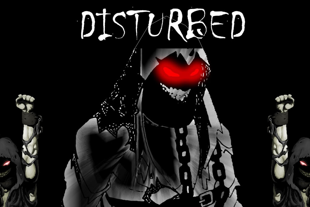 DISTURBED WALLPAPER photo disturbedwallpaperjpg 1023x682