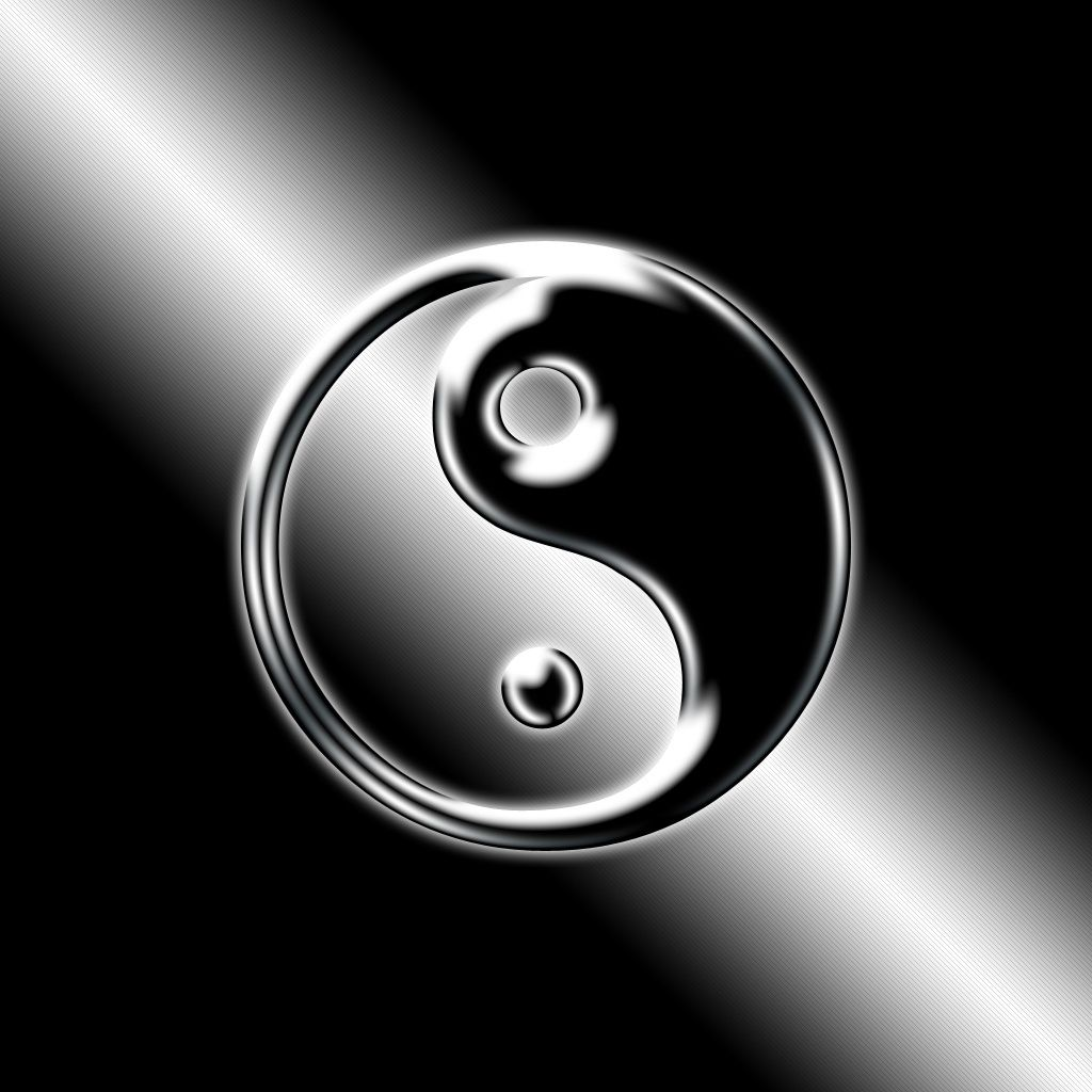 Ying Yang 1024x1024 Wallpapers 1024x1024 Wallpapers Pictures 1024x1024