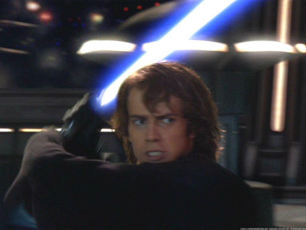 Anakin Skywalker   Anakin Skywalker Wallpaper 17186908 1024x768