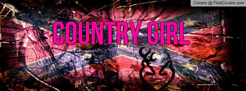country girl Facebook Profile Cover 617835 850x315