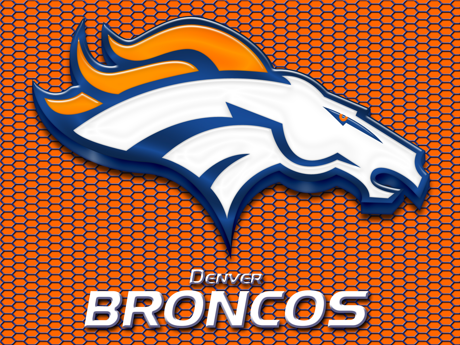 Hope you like this Denver Broncos wallpaper background in high 1600x1200