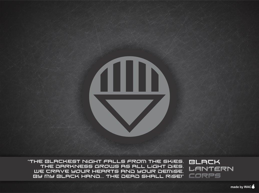 Black Lantern Corps Wallpaper by Willianac 1034x772