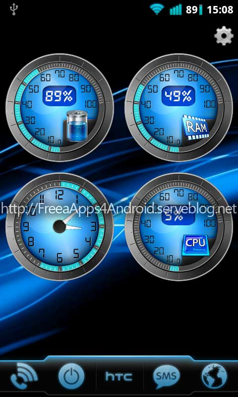 Apps 4 Android Super Live Wallpaper v104 apk download 480x800