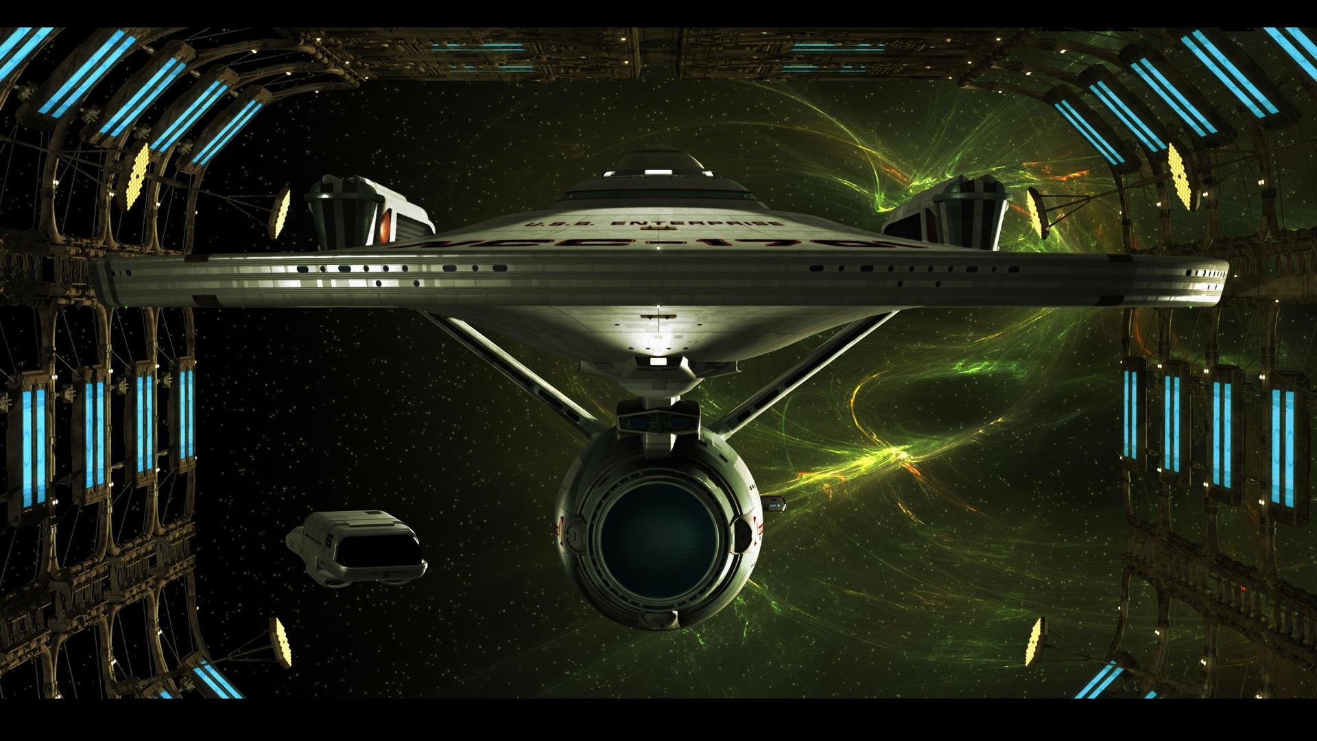 4K Sci Fi Wallpaper