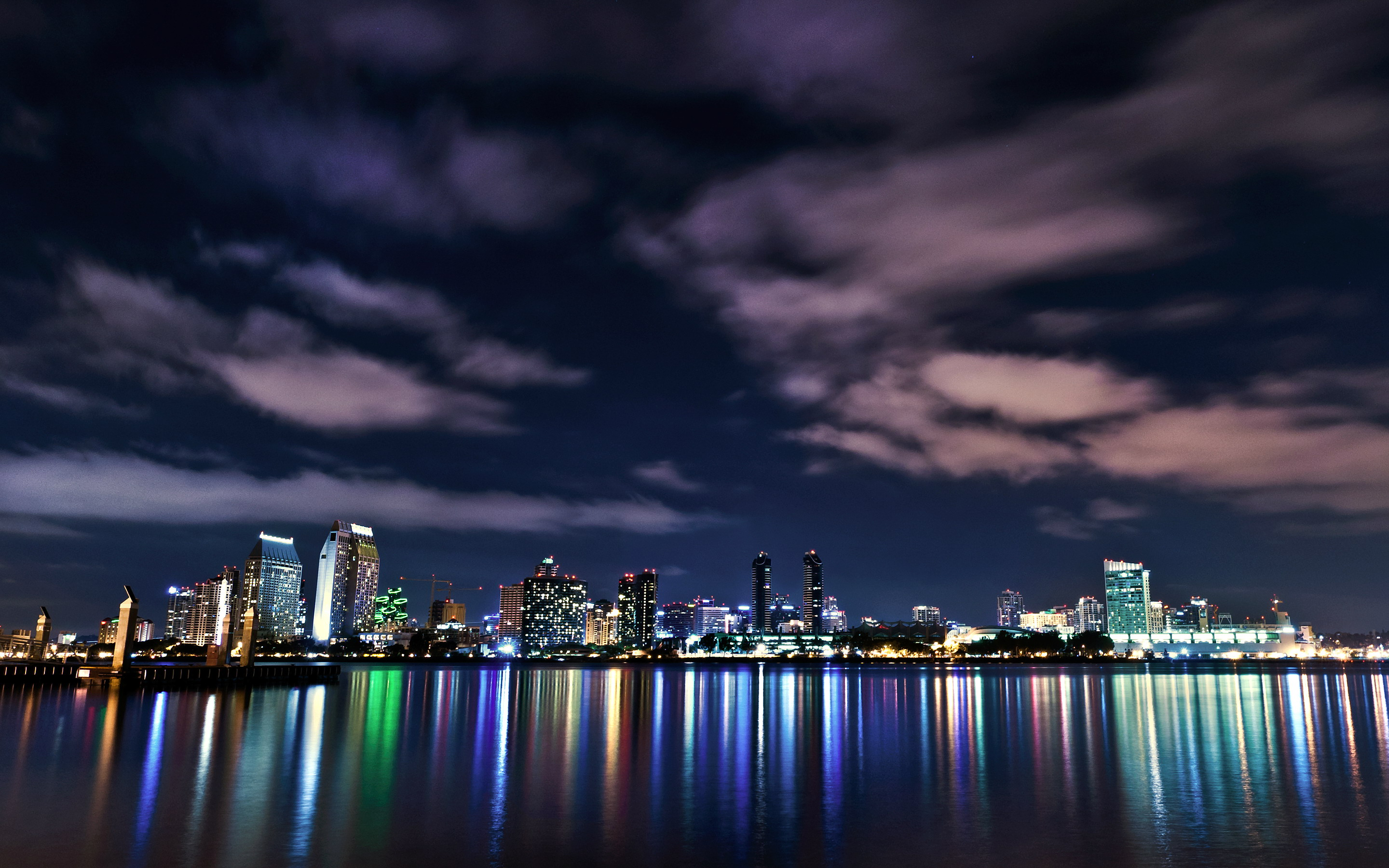 San Diego HD Wallpapers 2880x1800