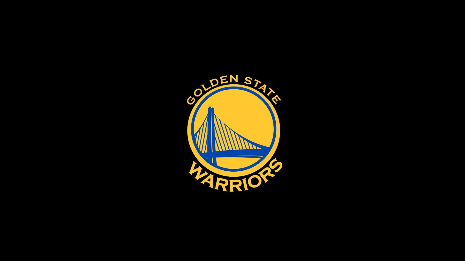 Golden State Warriors Logo Desktop Wallpapers 2019 Basketball 1920x1080