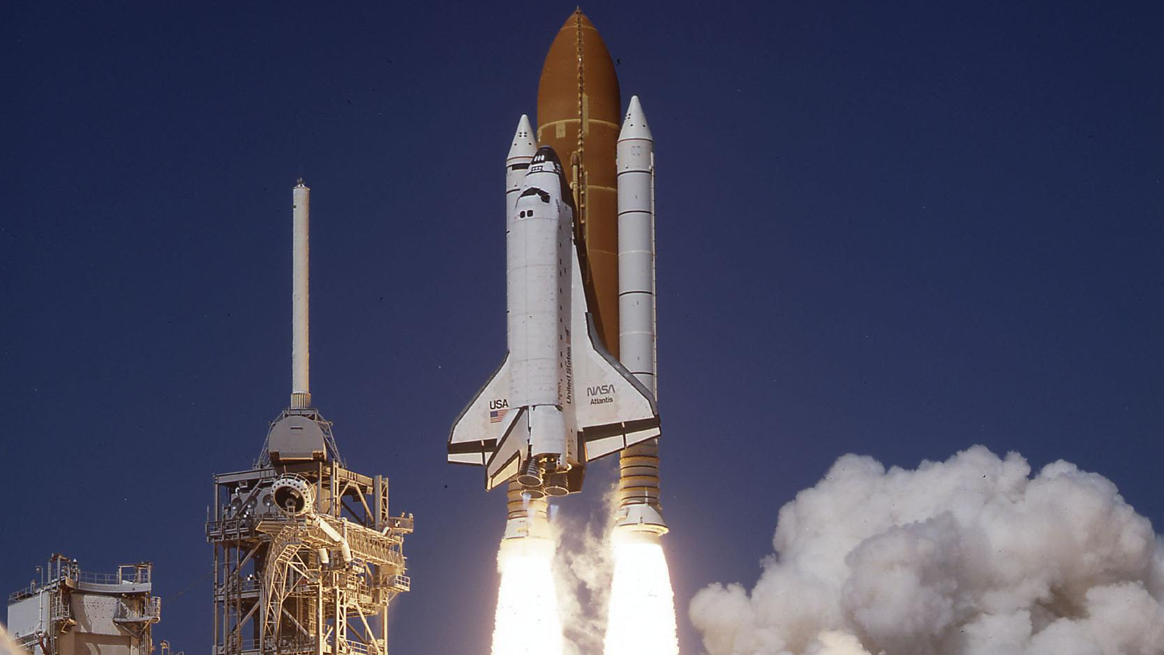 hd space shuttle sts 1 - photo #6