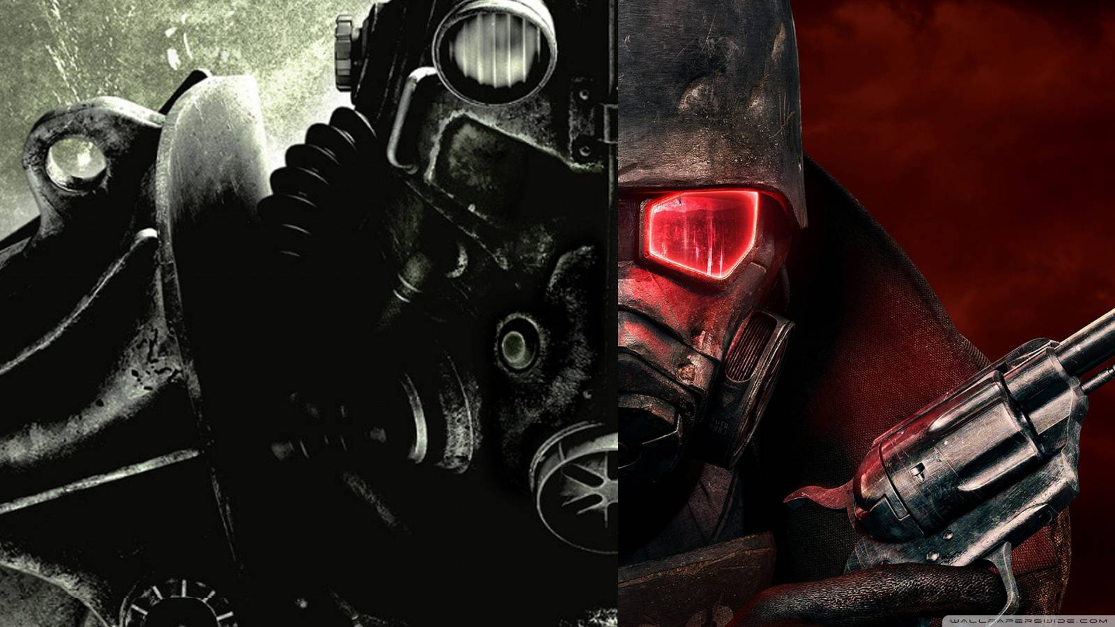 Fallout 3 New Vegas Wallpaper HD 1600x900