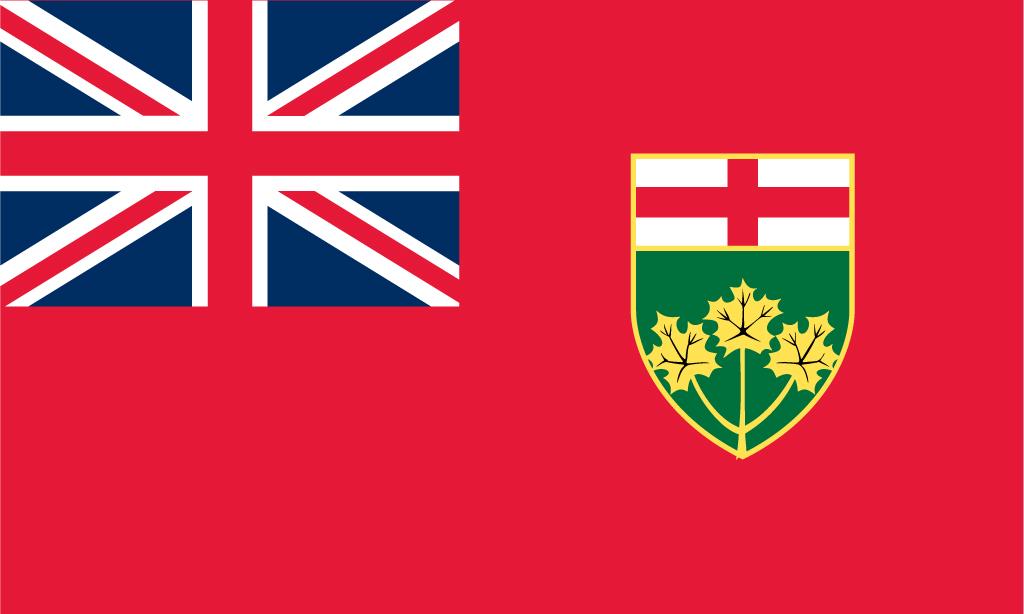 Ontario CA Flag Pictures 1024x614