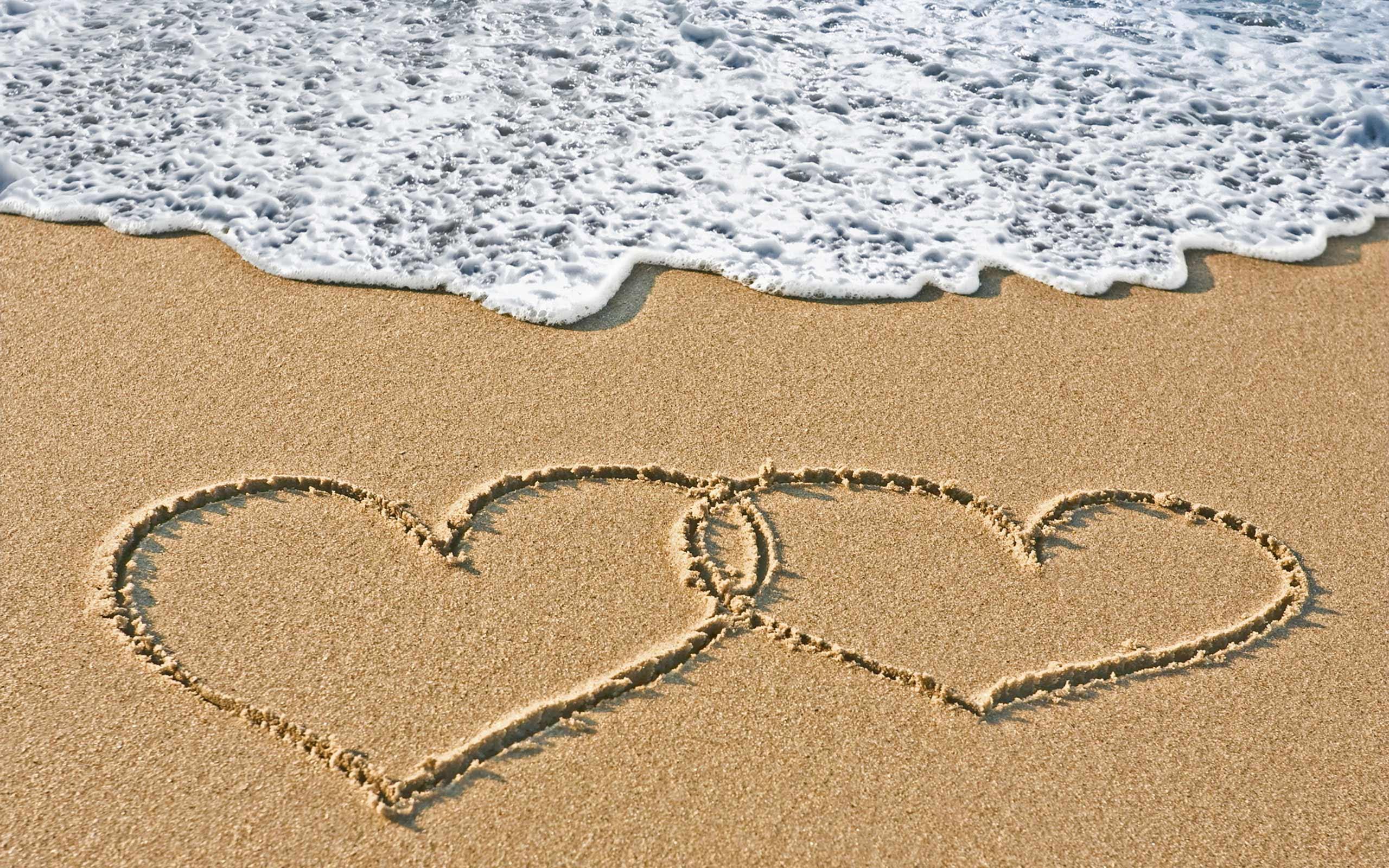 Desktop Wallpaper Gallery Miscellaneous Valentines beach 2560x1600