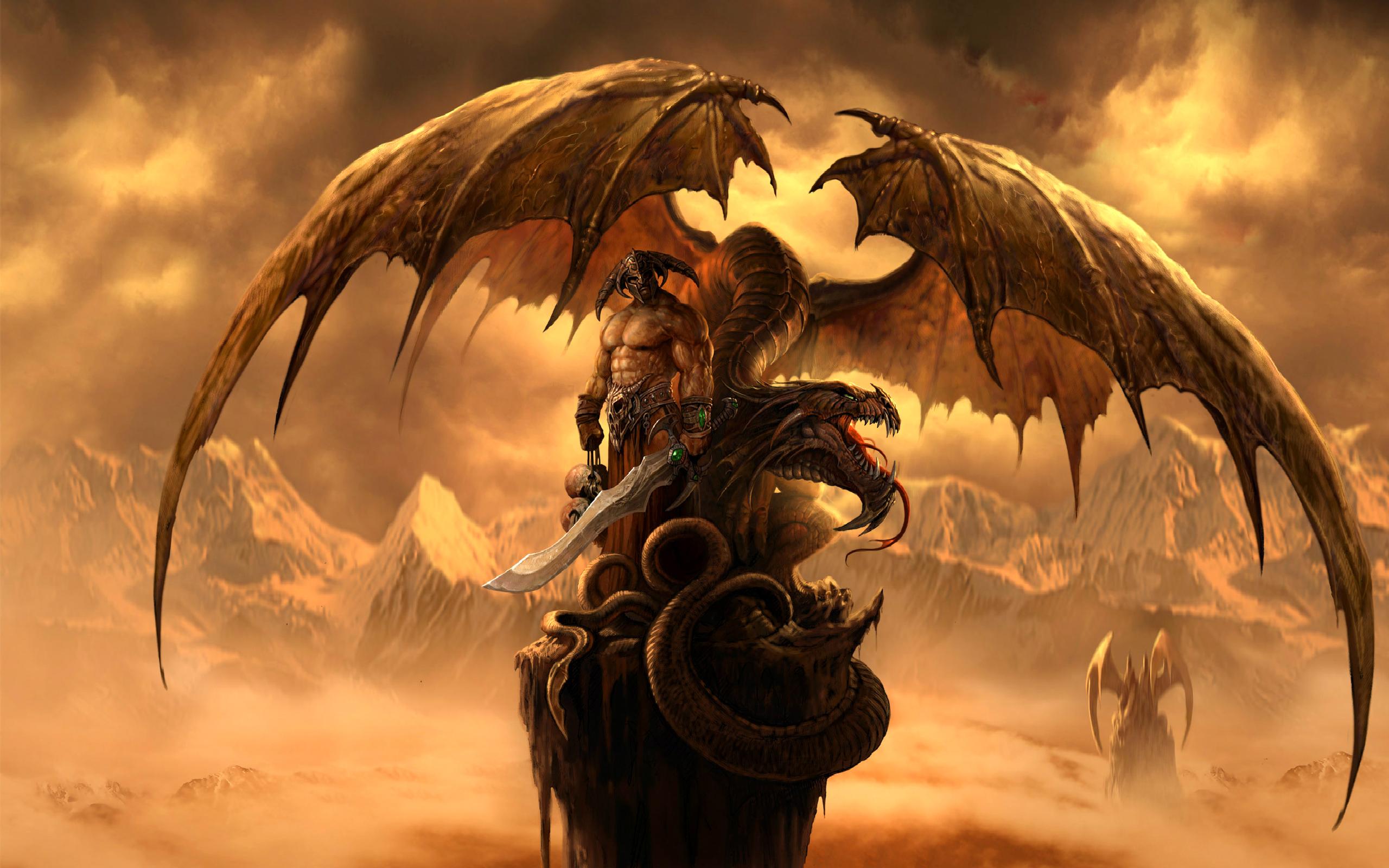 Fantasy Dragon dragons 27155090 2560 1600jpg 2560x1600