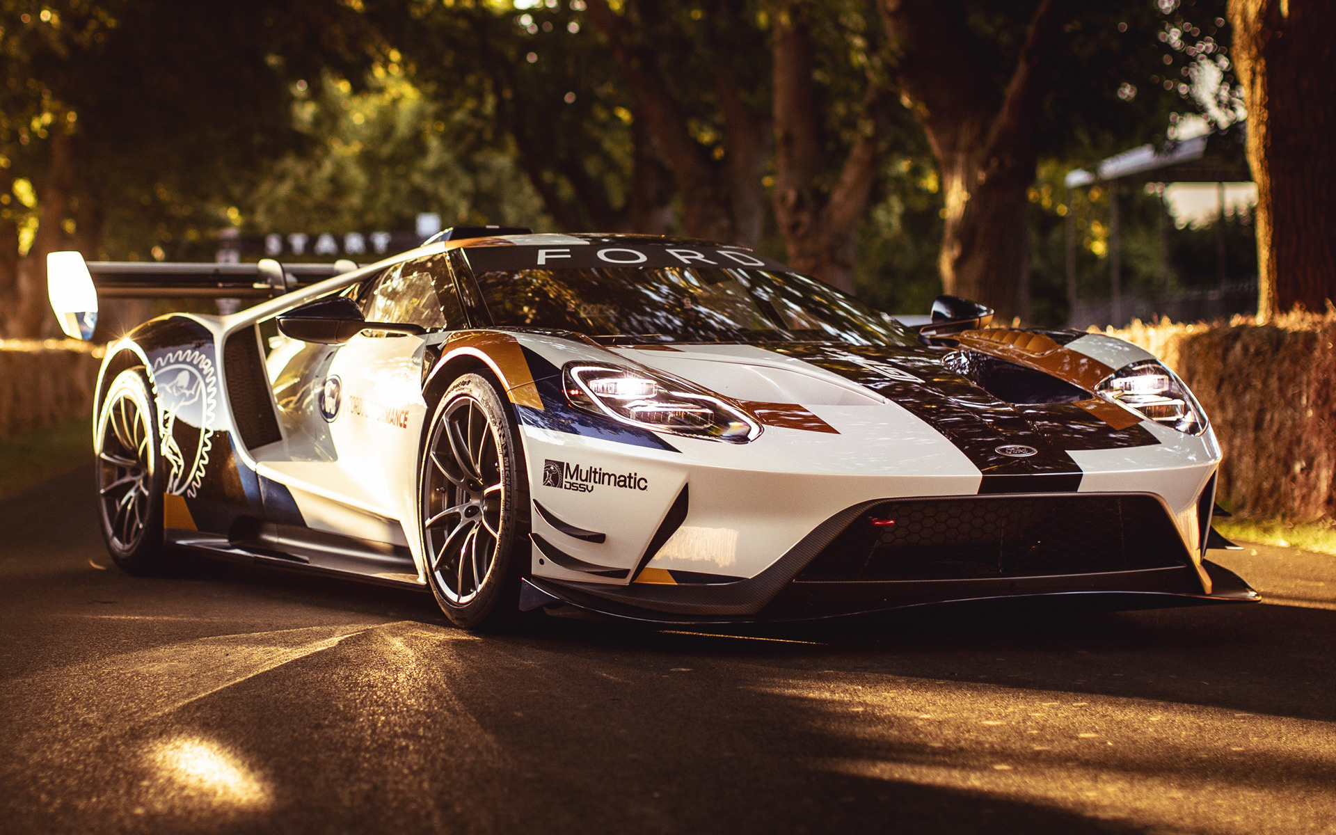 2019 Ford GT MK II   Wallpapers and HD Images Car Pixel 1920x1200