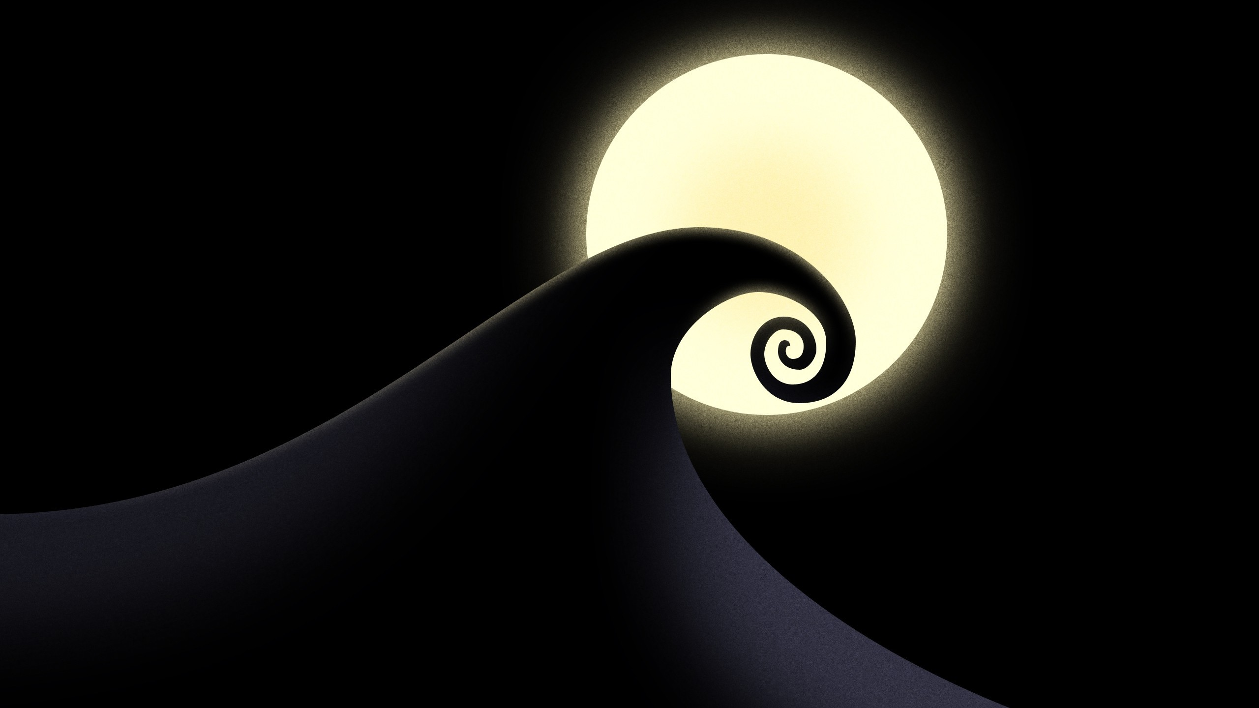 Download The Nightmare Before Christmas wallpaper 2560x1440