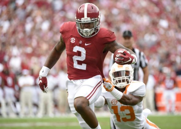 Alabama RB Derrick Henry squats 500 pounds 590x421