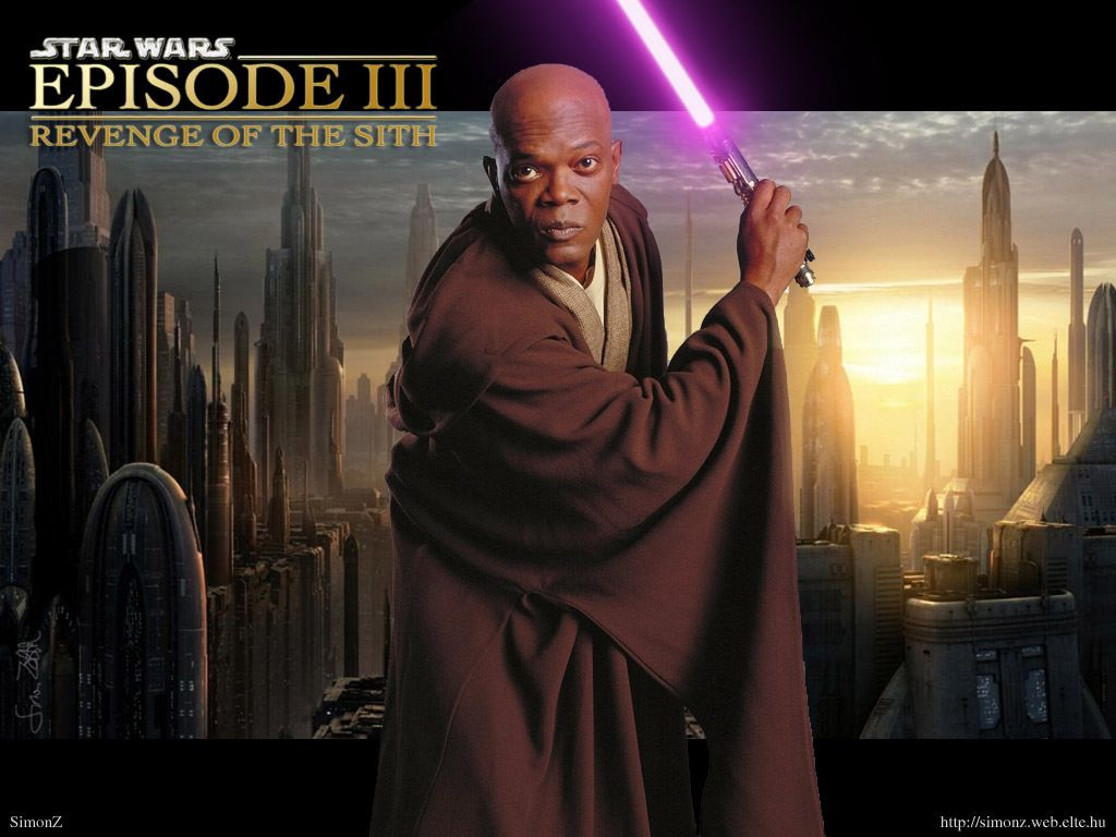 Mace Windu Star Wars Star wars characters Mace windu Star wars 1024x768