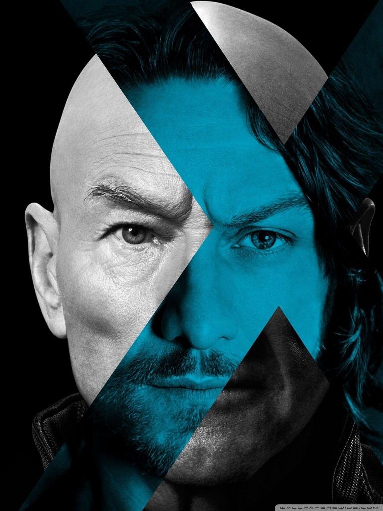 X Men Days Of Future Past Professor X 4K HD Desktop Wallpaper 768x1024