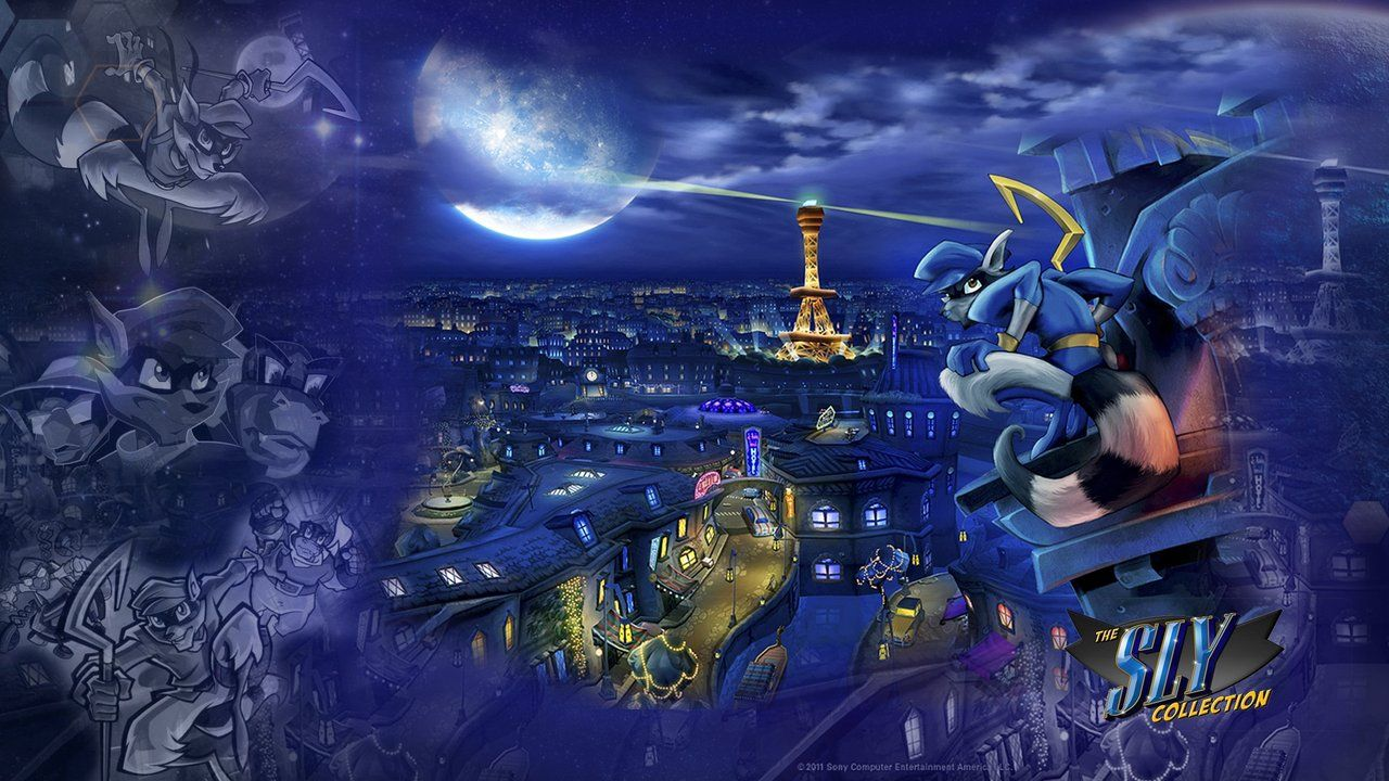 Sly Cooper Wallpapers 1280x720
