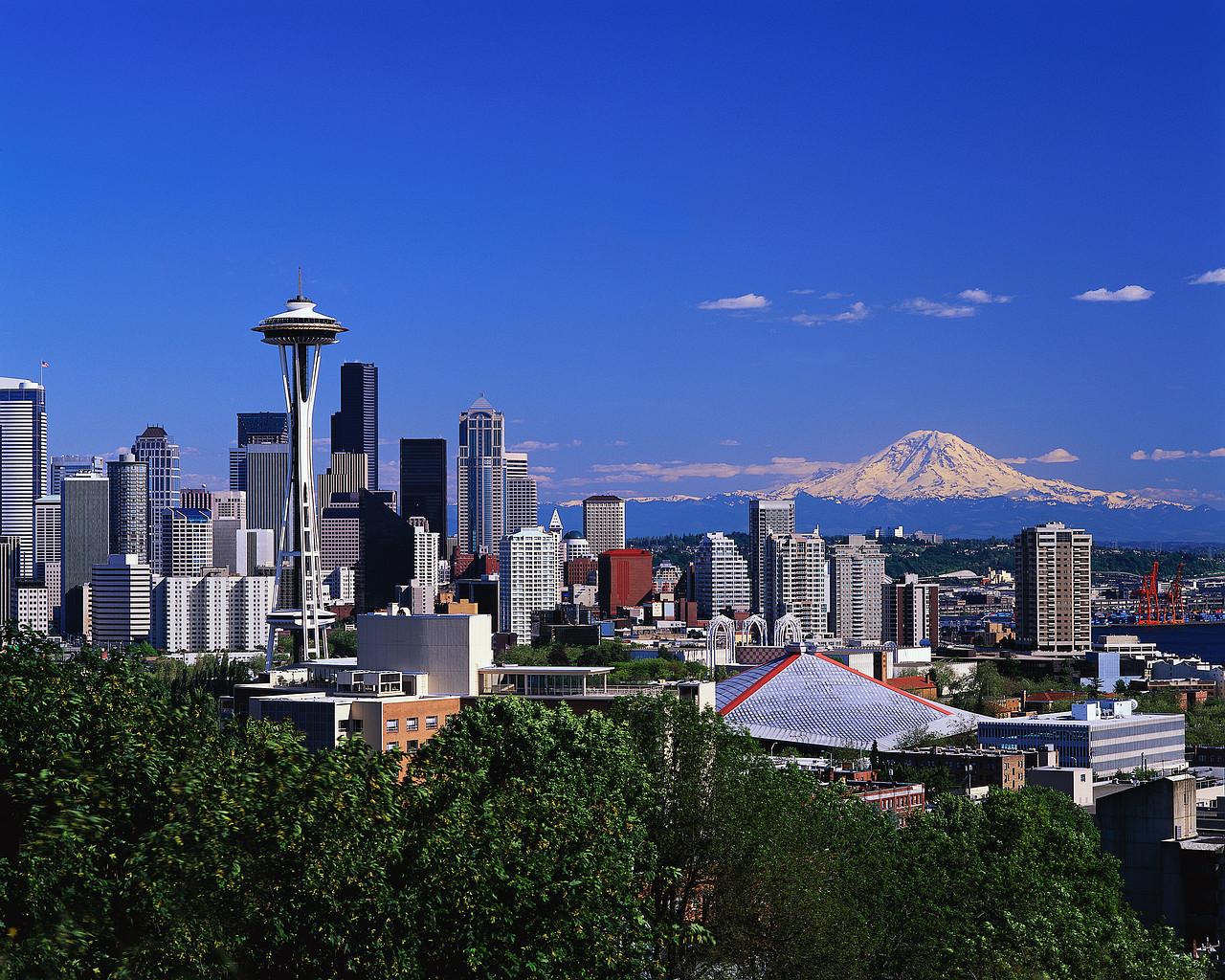 44 Mt Rainier Seattle Wallpaper On Wallpapersafari