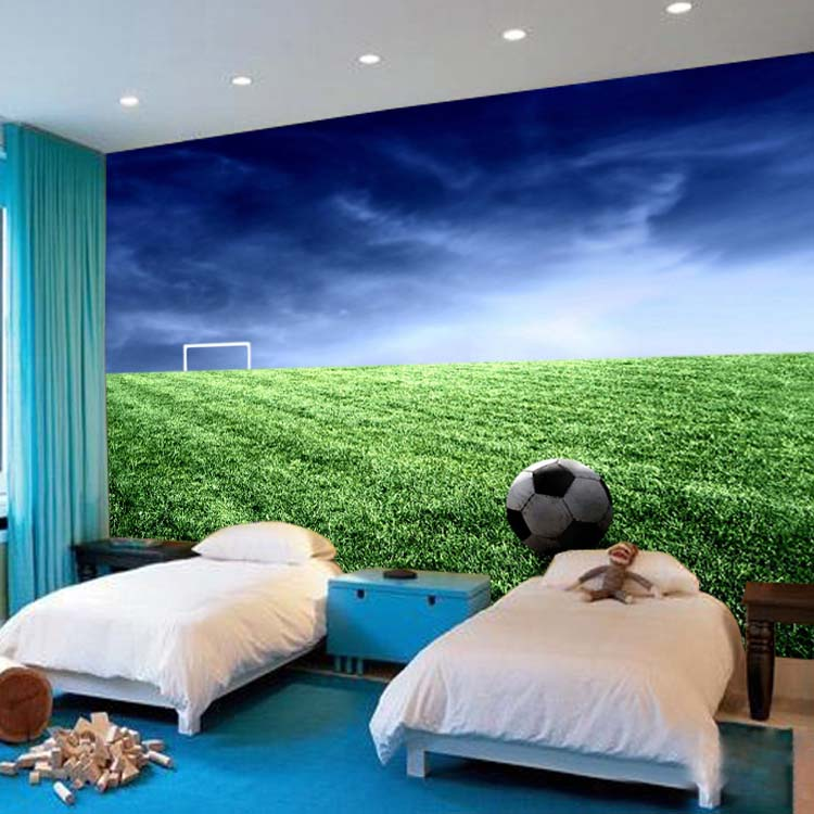 grassland wallpaper painting the bedroom wallpaper wall painting 750x750
