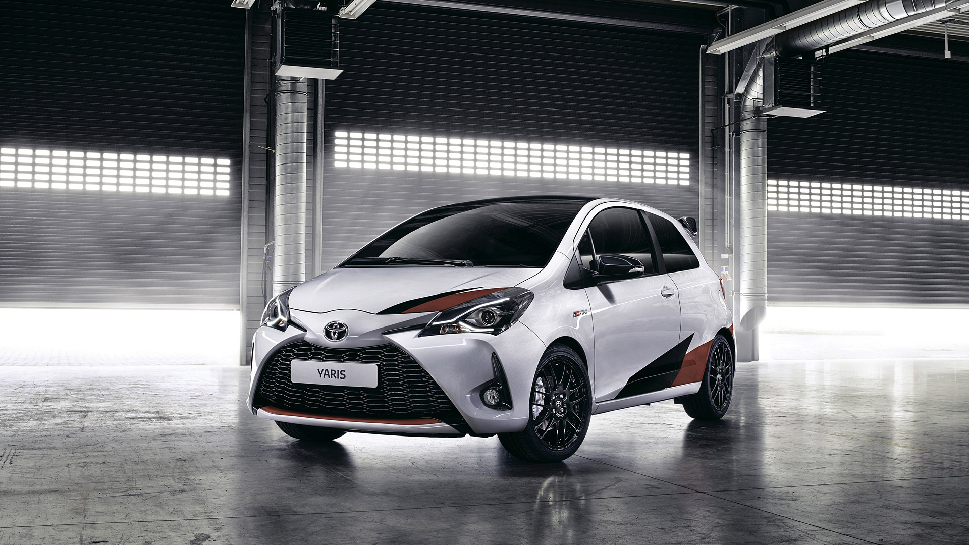 2018 Toyota Yaris GRMN Wallpapers HD Images   WSupercars 1920x1080