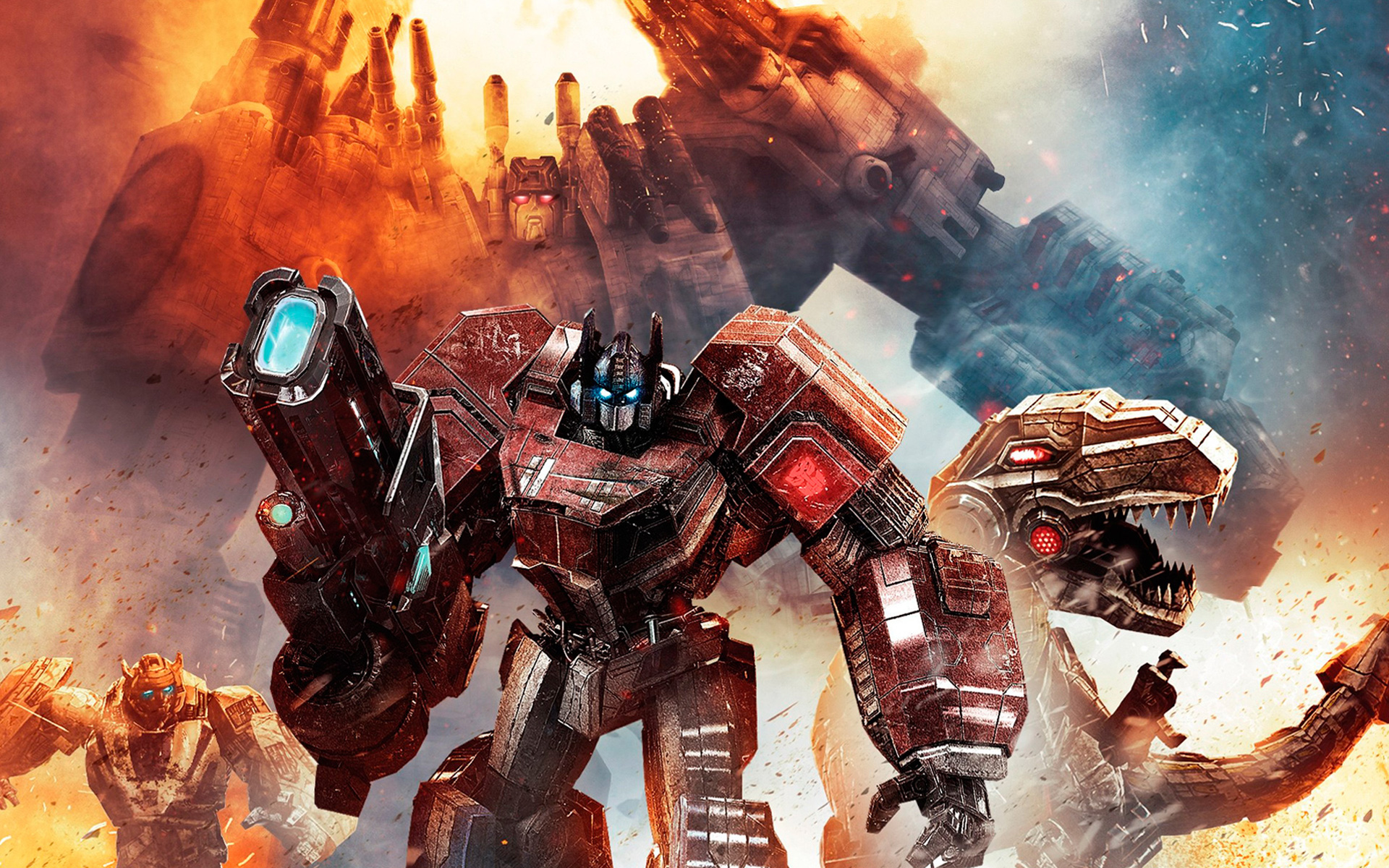 Transformers Fall of Cybertron Wallpaper in 1920x1200 1920x1200