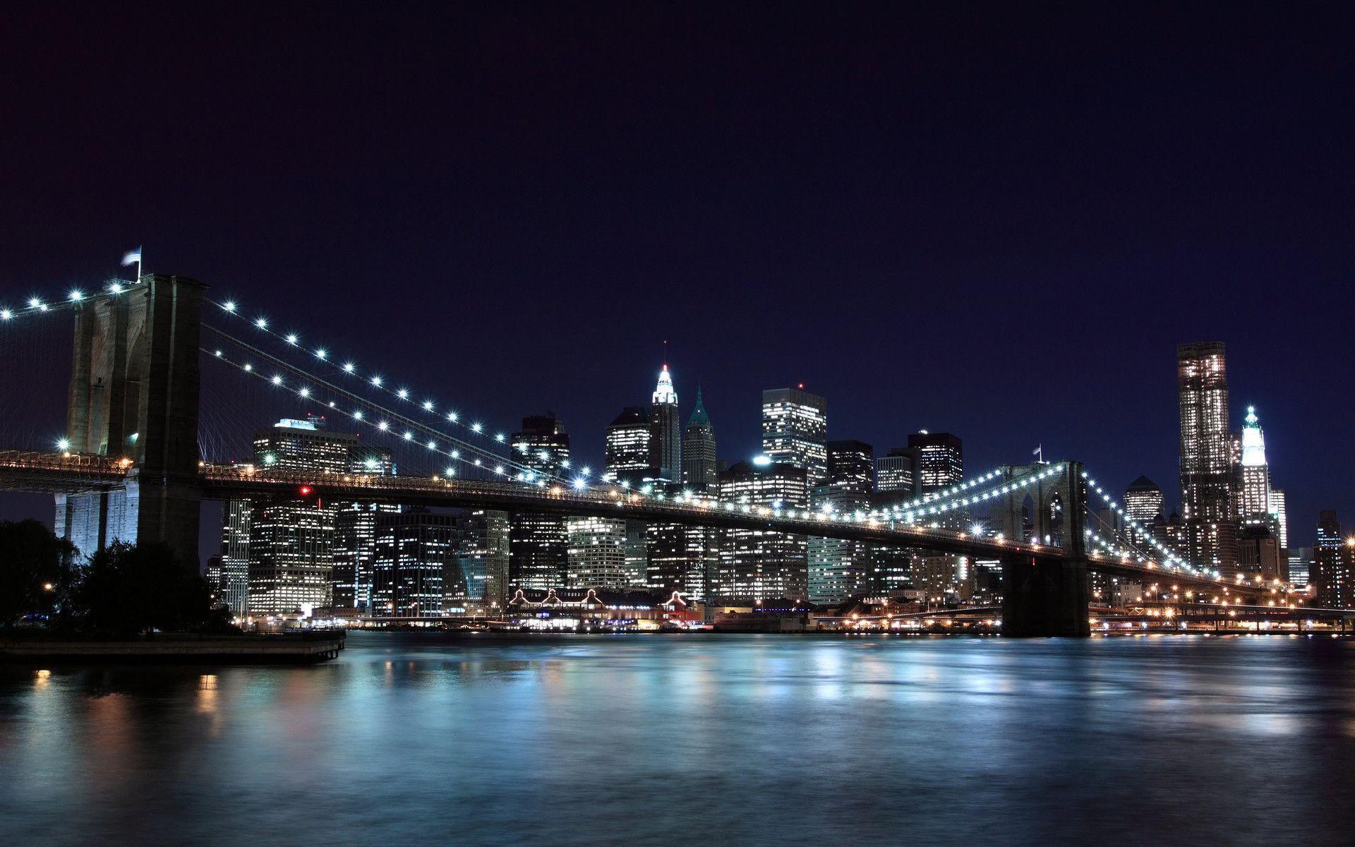 Brooklyn Bridge Wallpapers 1920x1200