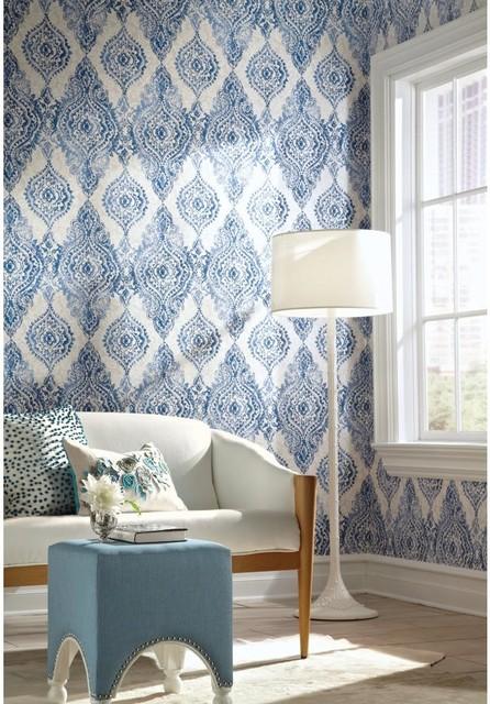 Boho Chic Wallpaper   WallpapHer   Contemporary   Wallpaper   houston 446x640