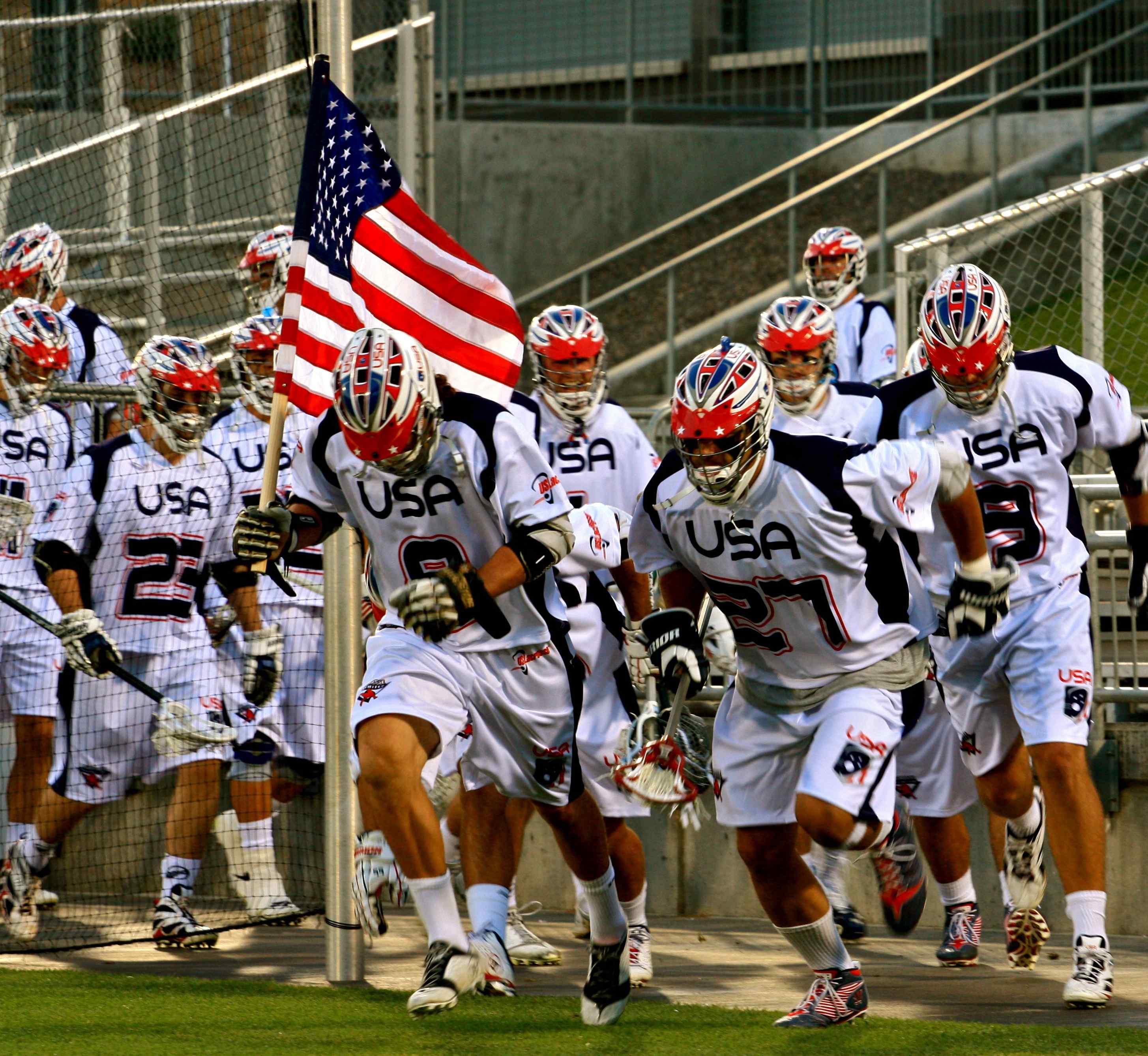 USA Lacrosse Wallpaper - WallpaperSafari