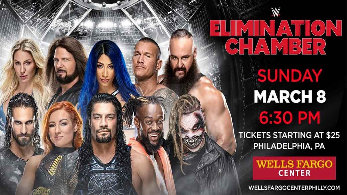 WWE Elimination Chamber 2020 1200x675