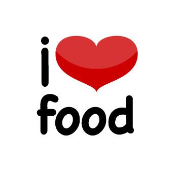 I LOVE FOOD by ifood 345x333