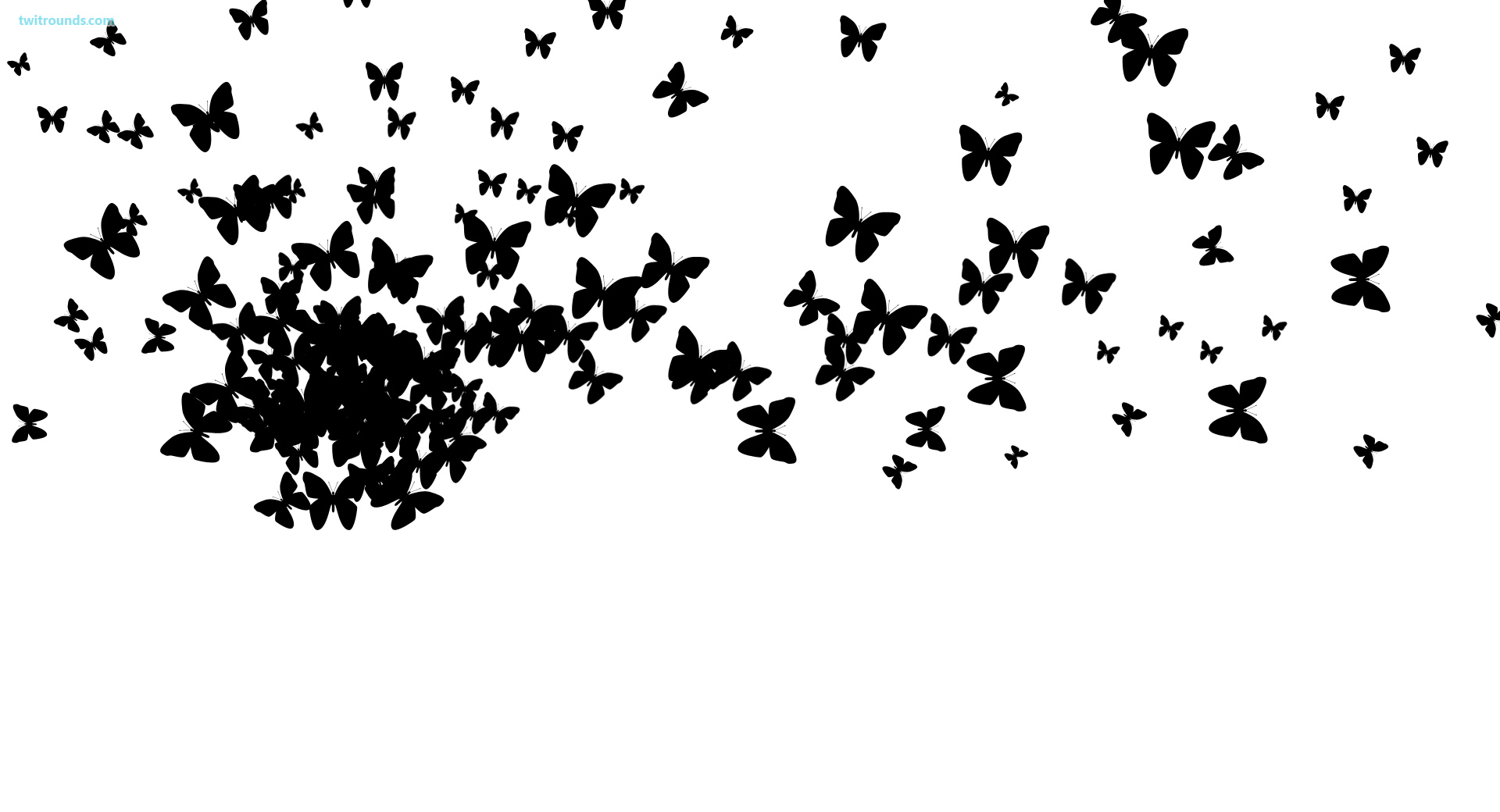 Black Butterfly Background - WallpaperSafari