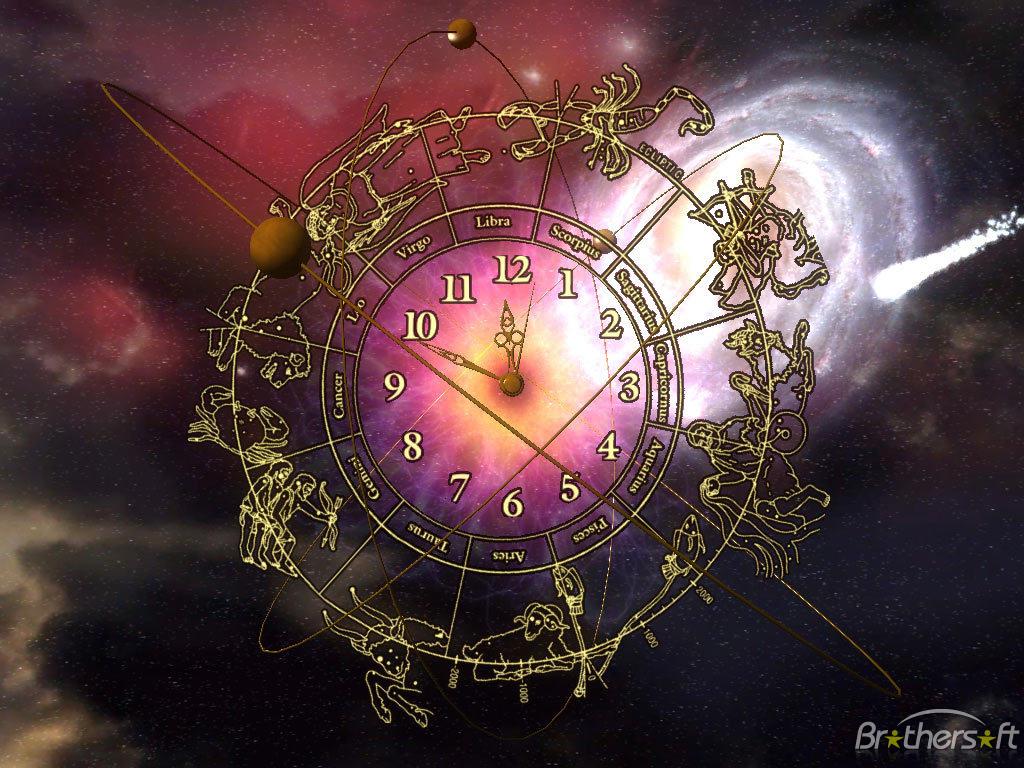 Download 3D Space Clock ScreenSaver 3D Space Clock ScreenSaver 3 1024x768