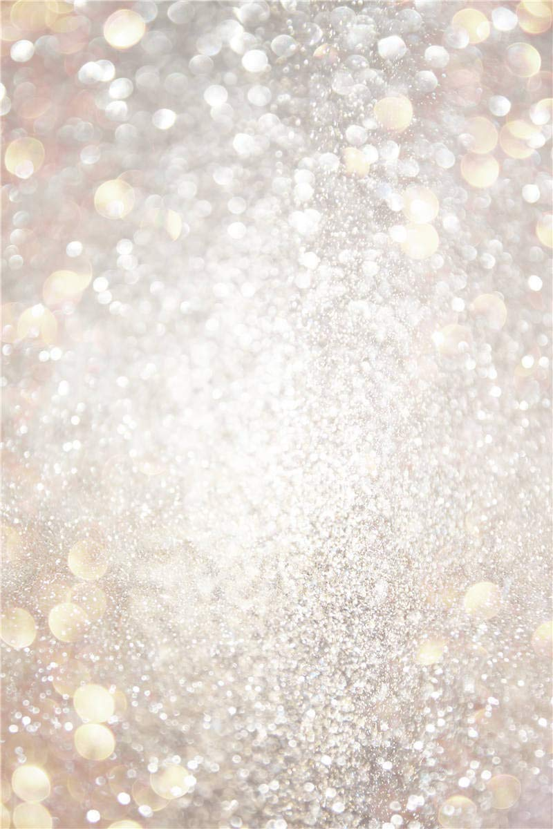 Amazoncom Bokeh Background Photography Backdrop White Starlight 800x1200