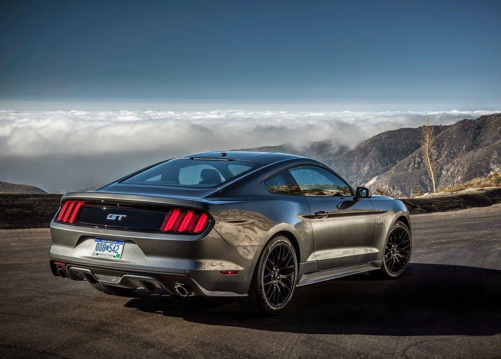 2017 Mustang Gt Wallpapers 1600x1149