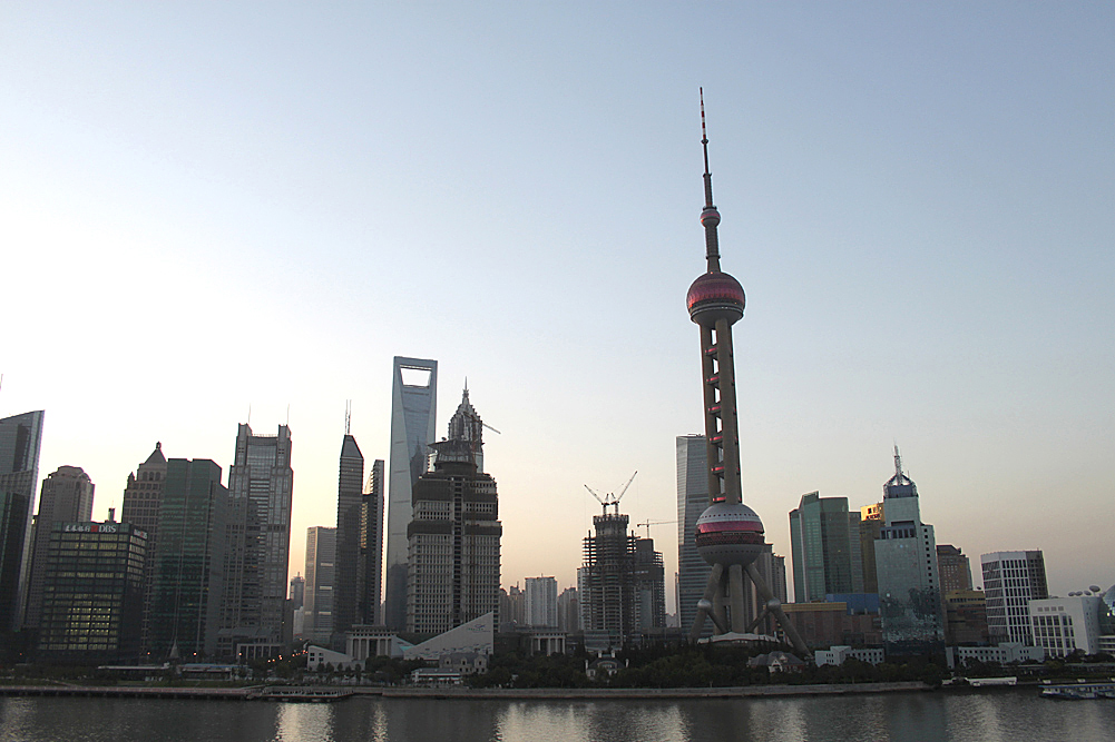 Shanghai ChinaWow Part One Luther Bailey Travel Blog 1001x667