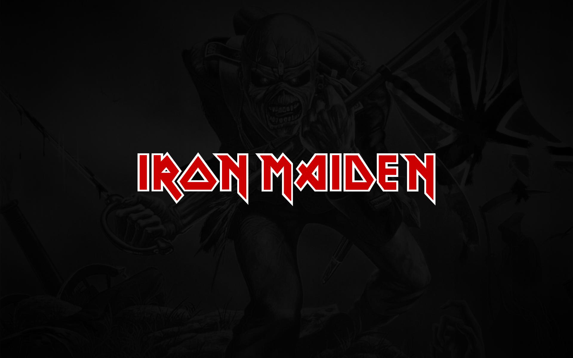 Iron Maiden Eddie Wallpapers 1920x1200