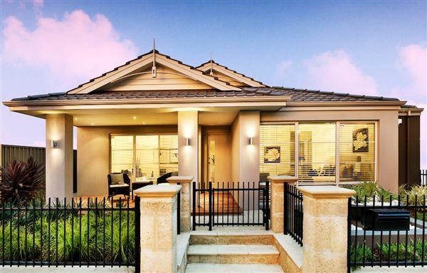 beautiful Australian home designs 600x383