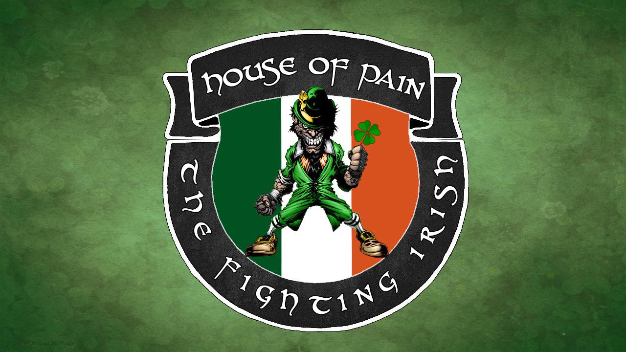 House of Pain The fighting irish by itZ RaiDan 1280x720