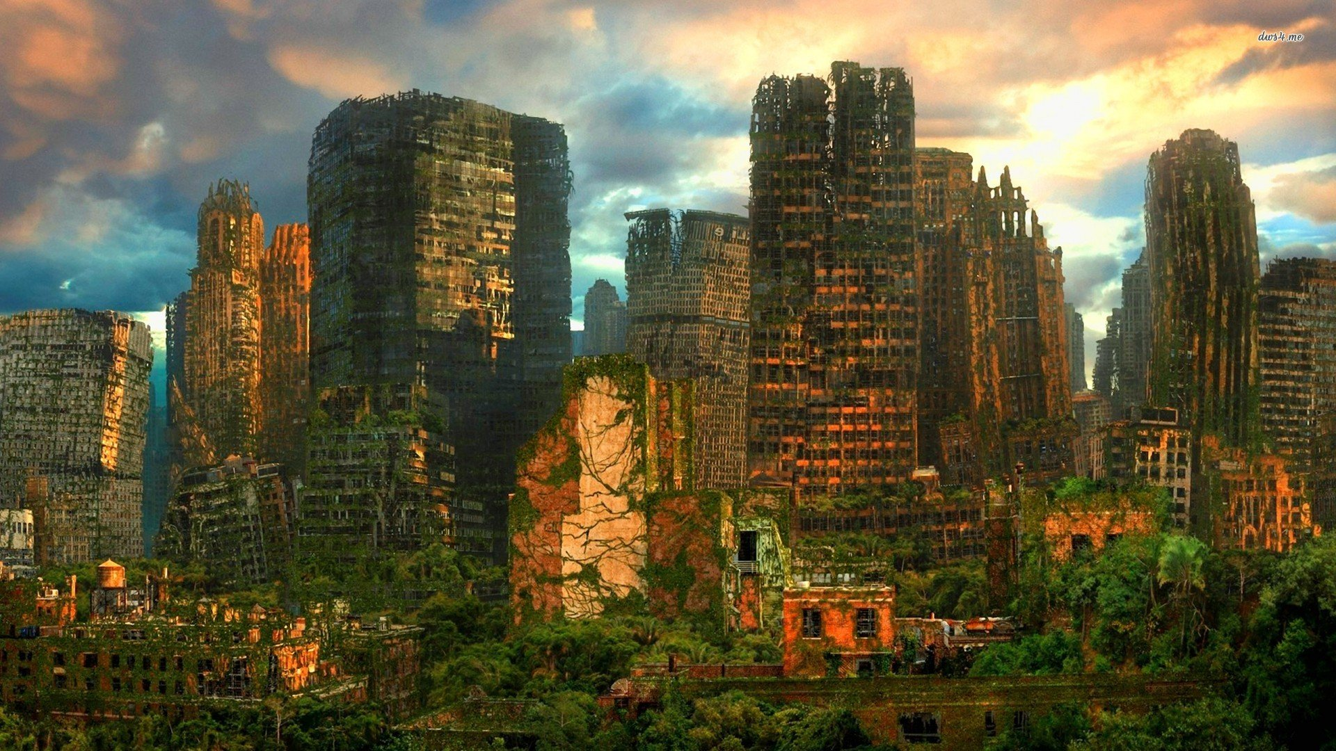 girl apocalypse wallpaper