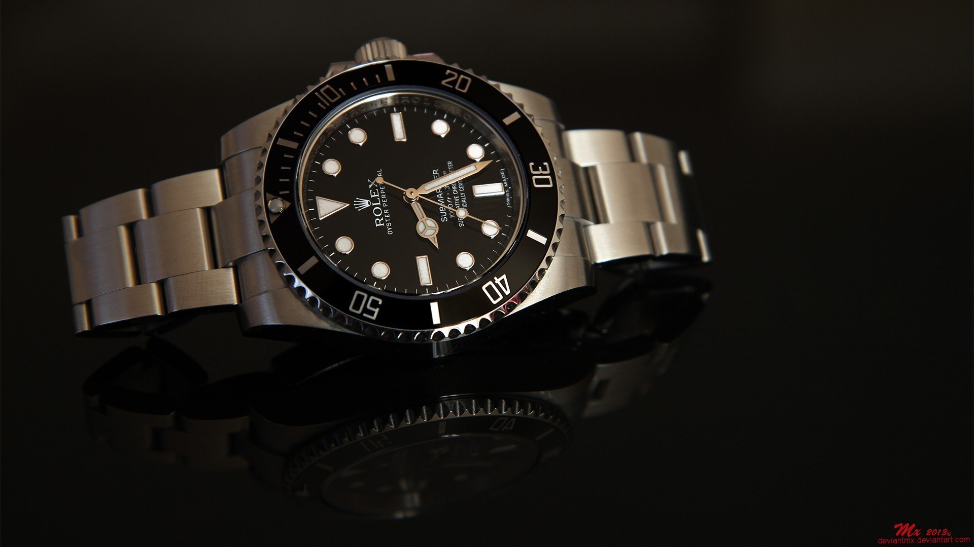 Rolex Wallpaper Clock Wallpapersafari