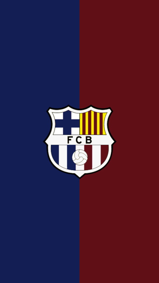 FC Barcelona Flag iPhone 6 6 Plus and iPhone 54 Wallpapers 540x960